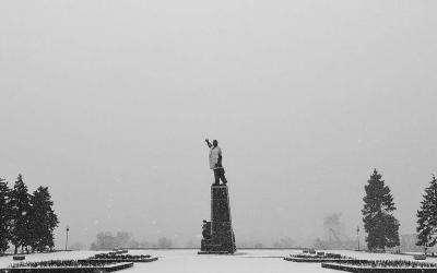 Eglė Juocevičiūtė. Estetika, politika, normalumas ir viltis: kelionės po Ukrainą įspūdžiai (NŽA nr. 6)