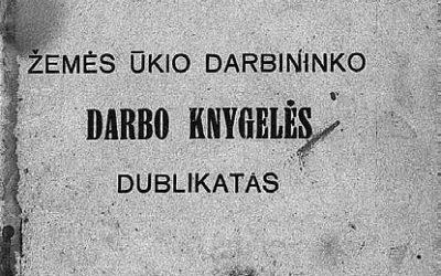 Norbertas Černiauskas. Neišnešiota Lietuvos gerovė (NŽA nr. 8)