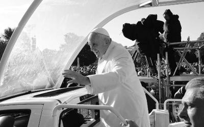 Giedrius Tamaševičius. Kodėl popiežius Pranciškus kartais tyli? (NŽA nr. 7)