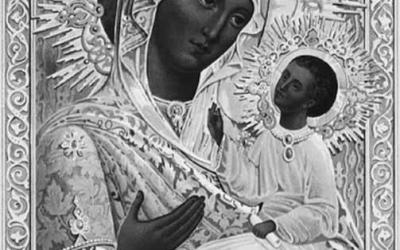 Tomas Riklius. Mįslingas Vilniaus Mergelės Marijos atvaizdas (NŽ-A nr. 2)