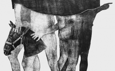 Edgar Allan Poe. Keturi žvėrys viename: žmogus-kameleopardas (NŽ-A nr. 3)