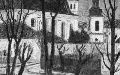 Giedrė Jankevičiūtė. Vilniaus paveikslas 1939 – 1956 m. dailėje: tamsūs laikai, šviesūs vaizdai (NŽ-A nr. 5)