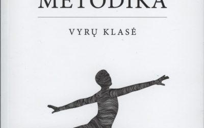 """Pranciškaus Peluričio knyga """"Klasikinio šokio metodika. Vyrų klasė."""""""
