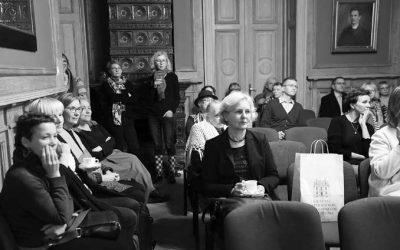 Jurgita Žana Raškevičiūtė, Julija Dužinskaitė. Vaižganto metų konferencija (NŽ-A nr. 8)