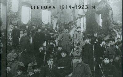 Titas Krutulys. Nacionalistinis karų dešimtmečio smurtas (NŽ-A nr. 8)