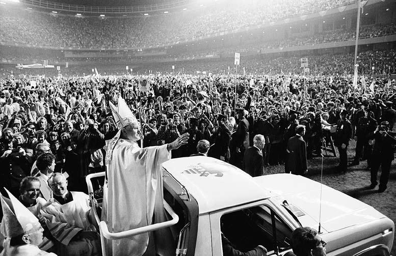 Irena Vaišvilaitė. Trečiojo tūkstantmečio popiežius (NŽ-A nr. 3)