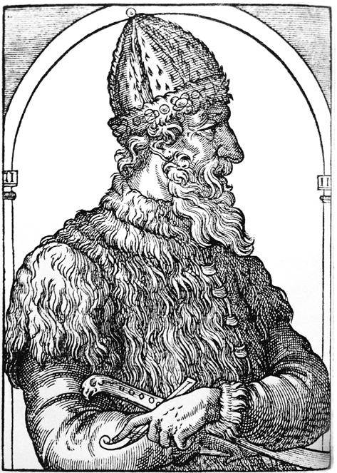 Jonas iš Komorovo. Mažesniųjų brolių ordino kronika. Fragmentas (NŽ-A nr. 3)