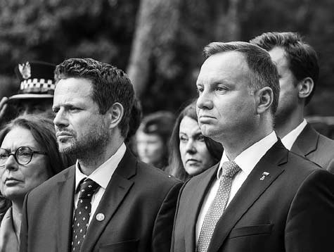 Katarzyna Korzeniewska. Be plano B… : Lenkijos prezidento rinkimai 2020 m. (NŽ-A nr. 5)