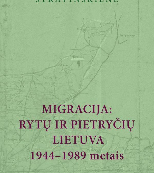 Rugilė Rožėnė. Migracija kaip skaičiai ir gyvenimo drama (NŽ-A nr. 3)