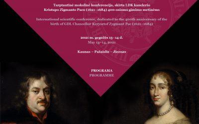 Ričardas Jaramičius. Pacai ir Lietuvos Barokas (NŽ-A nr. 4)